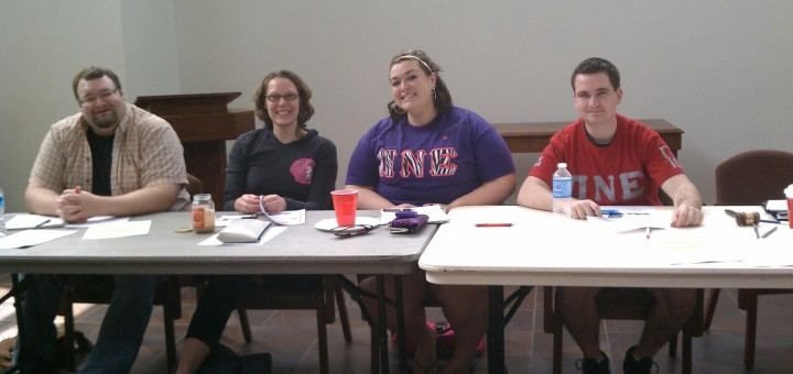 Convention 2012 Officers
